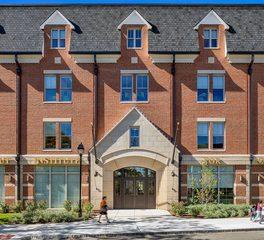 Studio Q Architecture CIFC Health Center Brick Exterior Design