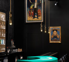 THE PERFORMANCE BAR Chicago Magic Lounge