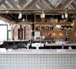 Themed bar design