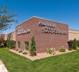 Trossen Wright Plutowski Architects HEMT HealthEast Medical Transportation Building Exterior Building Sign