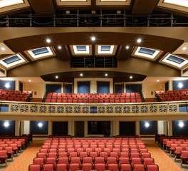 Trossen Wright Plutowski Architects MMHC Auditorium Seating