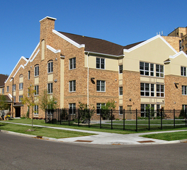 Trossen Wright Plutowski Architects The Alton Memory Care St. Paul Minnesota Exterior