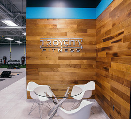 Troy City Fitness SKP Design Interior Design Troy Michigan