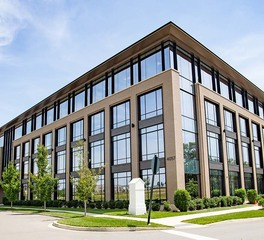 Tubelite's 900RW Thermal Window Wall System at Lee Company Corporate Offices