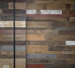 Urban Woods Catholic Charities Product Wood Paneling