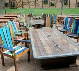 Urban Woods Company The Rustic Dallas, Texas Custom Tabletops