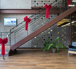 Urban Woods Ridgemont Construction Lobby Irving Texas