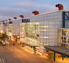 Wade Architectural Systems George R Convention Center Exterior Facade Design
