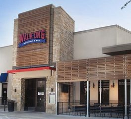 Walk On's Town Center Gator Millworks Exterior Design