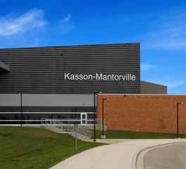 Wells Concrete Kasson Mantorville High School Precast Thin Brick Exterior
