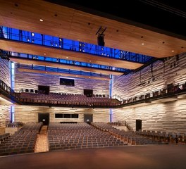 Woodwright Hardwood Floor Company Dallas Performing Arts Seating