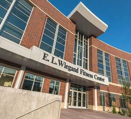 Worthgroup UNR Wiegand fitness center exterior