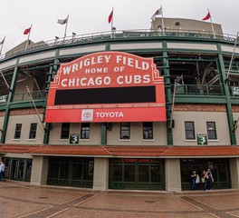 Wrigley Field - Chicago, IL  | Cordeck Metal Deck Products