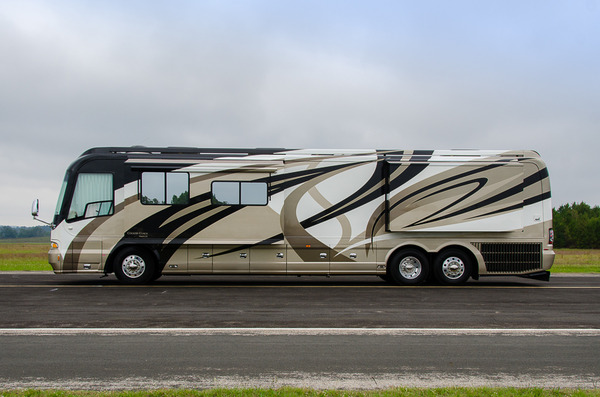 2007 country coach magna 45 %283 of 40%29