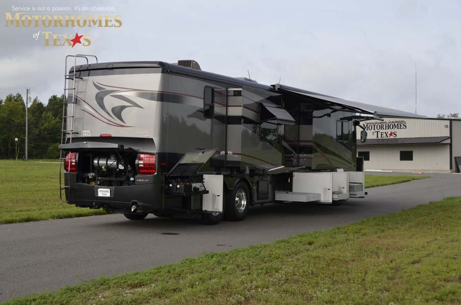 2007 Newmar Mountain Aire 45 Click Here To View Large Pictures