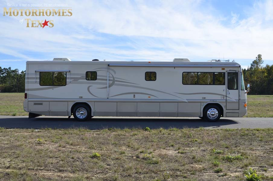 1998 Country Coach Intrigue 40' Priced at $ 59500