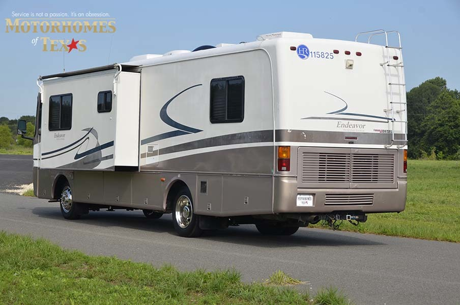 1998 Holiday Rambler Endeavor 34WDS Priced at $ 29500