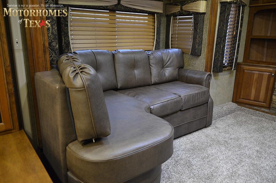 2013 dutchmen infinity 750fl priced at 34500 - Dutchmen infinity front living room ...