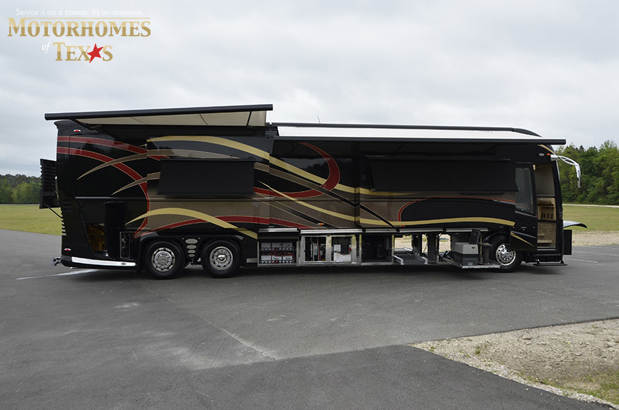 2008 Newell Coach Newell 45 Bath Half Priced At 539500