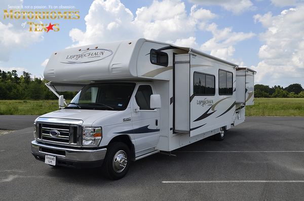 C2016 2014 coachmen leprechaun6866