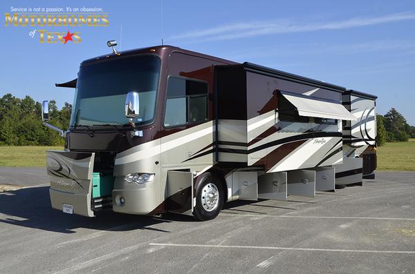 C2062 2011 tiffin allegro bus 8344