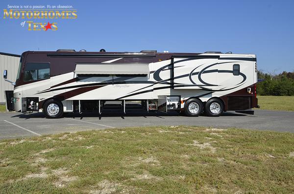 C2062 2011 tiffin allegro bus 8345