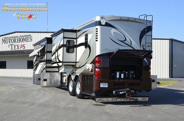 C2062 2011 tiffin allegro bus 8346