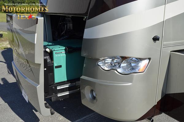C2062 2011 tiffin allegro bus 8357
