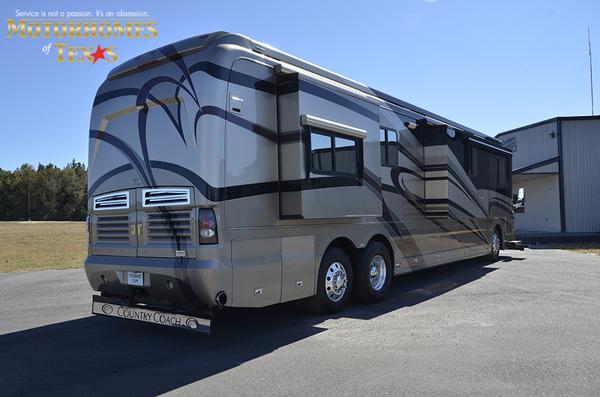 B0002a 2005 country coach 8753