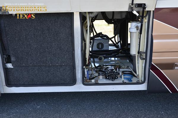 C2031a holiday rambler navigator 8950