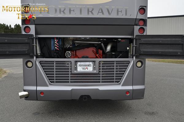 P1274a 2012 foretravel ih45 9500