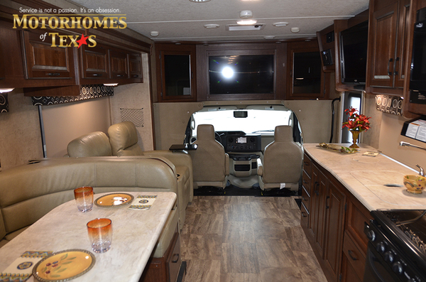 C2030a1 2016 forest river sunseeker 9836