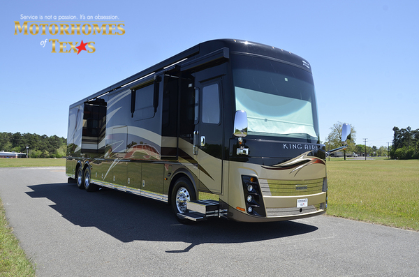 C2016 2013 newmar king aire 1004