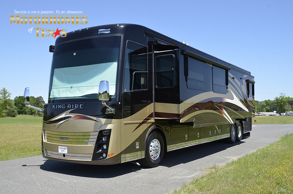 C2016 2013 newmar king aire 1005