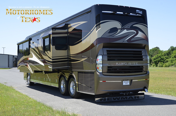C2016 2013 newmar king aire 1007