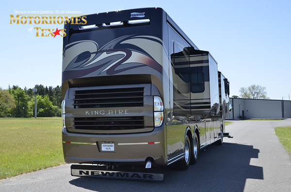 C2016 2013 newmar king aire 1008