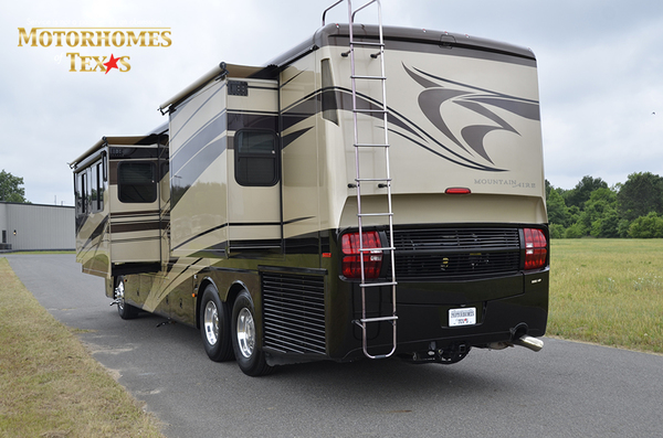C2108 2007 newmar mountain aire 1473