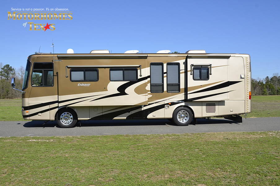 2005 Holiday Rambler Endeavor 36SKT Priced at $ 79498
