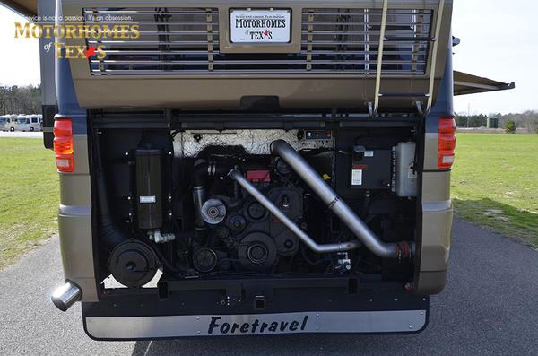 P1305 2005 foretravel u295 5509