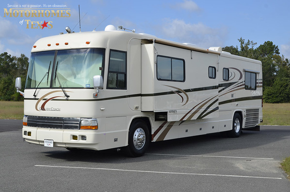 2000 Country Coach Affinity 40 Chateau