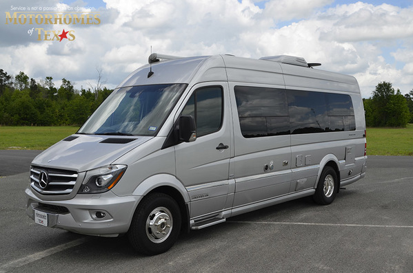 2014 Airstream Mercedes Interstate Lounge Ext