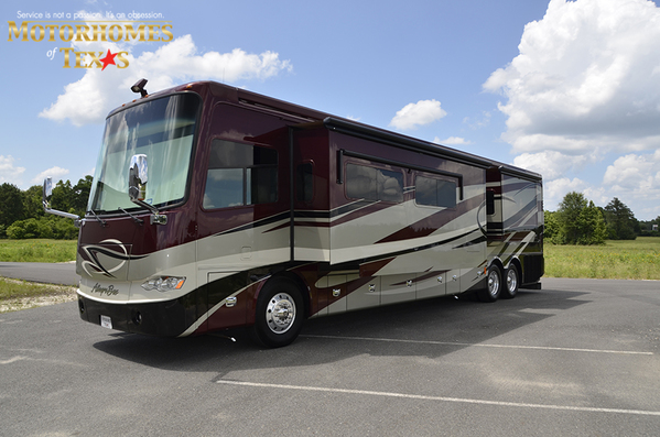 2013 Tiffin Allegro Bus 43QGP
