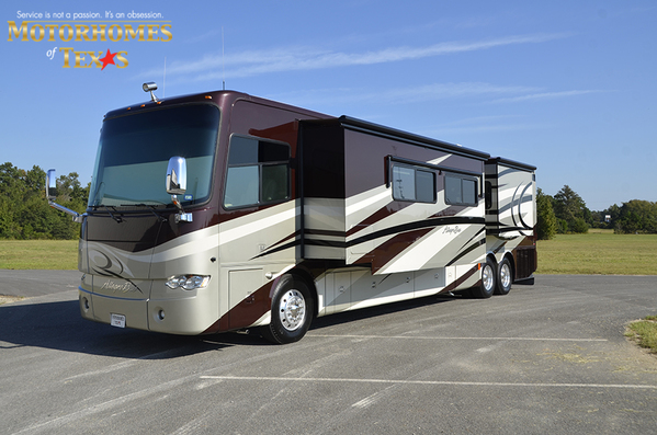 2011 Tiffin Allegro Bus 43QBP