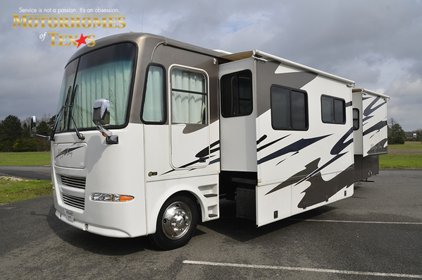 2005 Tiffin Allegro Bay 34XB
