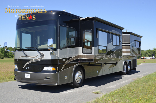 2008 Country Coach Allure 42' Siskiyou Summit