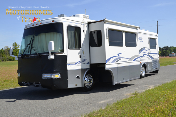 2001 Rexhall Rose Air 3655DS