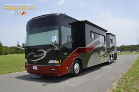 2008 Country Coach Allure 45' 470