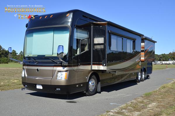 2008 Holiday Rambler Navigator 45' Caspian IV