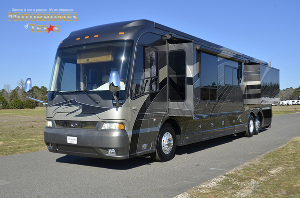 2007 Country Coach Magna 45 Rembrandt