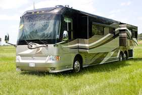 2008 Country Coach Intrigue 45